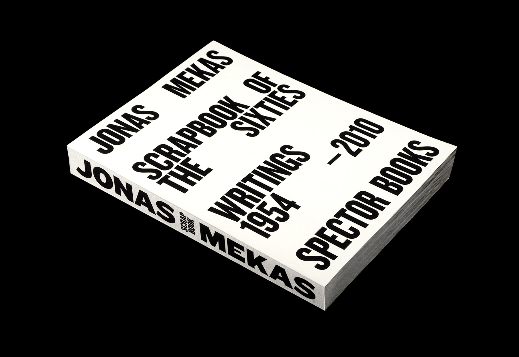 Fabian Bremer / Pascal Storz: Jonas Mekas, Scrapbook of the Sixties
